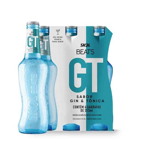 Skol Beats GT - Pack (6 Unidades)