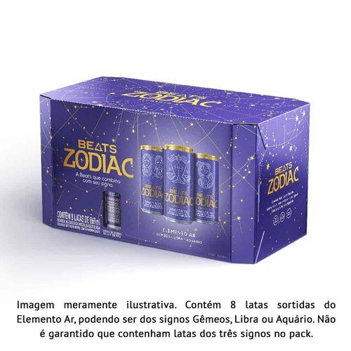 Pack Beats Zodiac Elemento Ar - Pack (8 unidades)